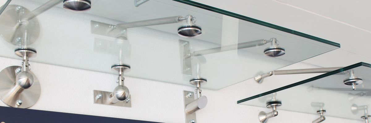 Glasvordächer von Glas Deigmüller