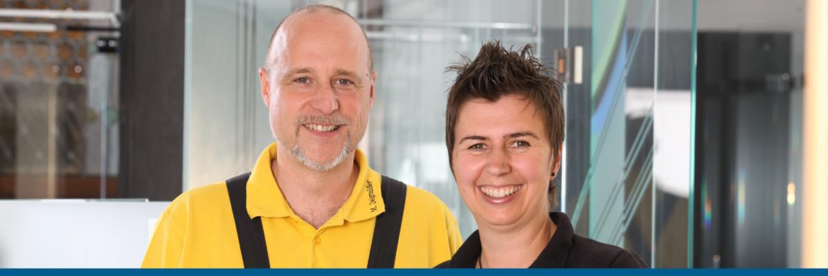 Markus und Martina Deigmüller