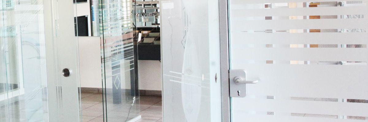 Glastüren von Glas Deigmüller
